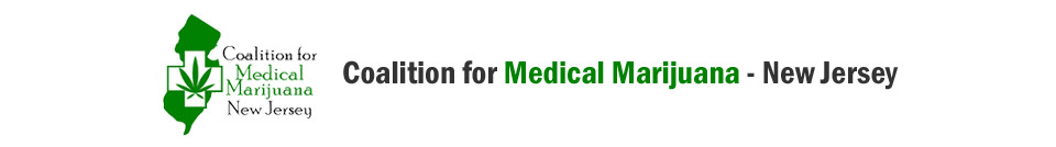Coalition for Medical Marijuana - New Jersey